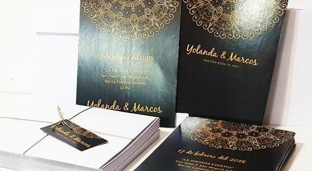 Estilo Diptico | Casamientos Online