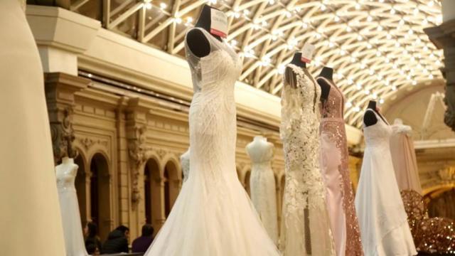 Galeria de vestidos de novia