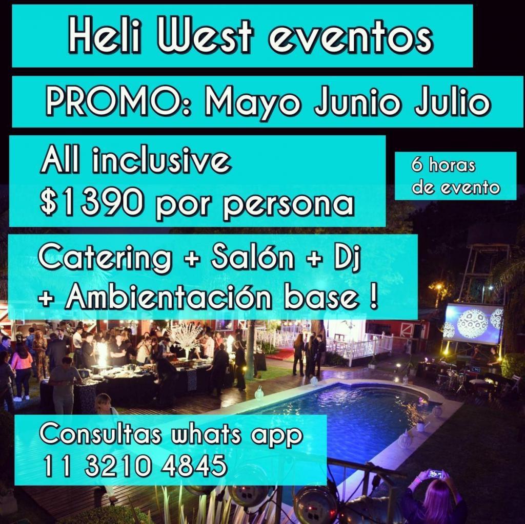Promo Mayo, Junio, Julio
