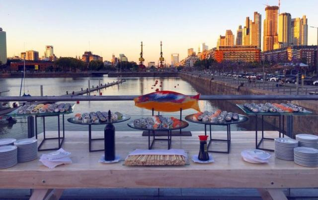 Kiria Catering (Catering) | Casamientos Online