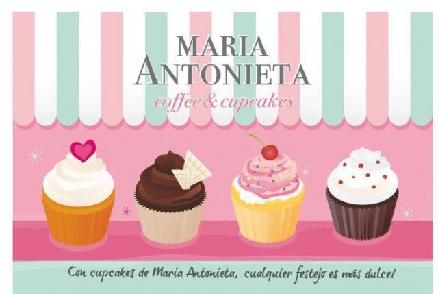 María Antonieta - Universo Deli