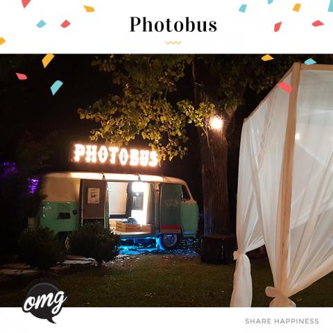 OMG Photobooth | Casamientos Online