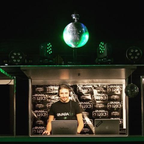 RIVARA DJs - DJ Lucas Rivara | Casamientos Online