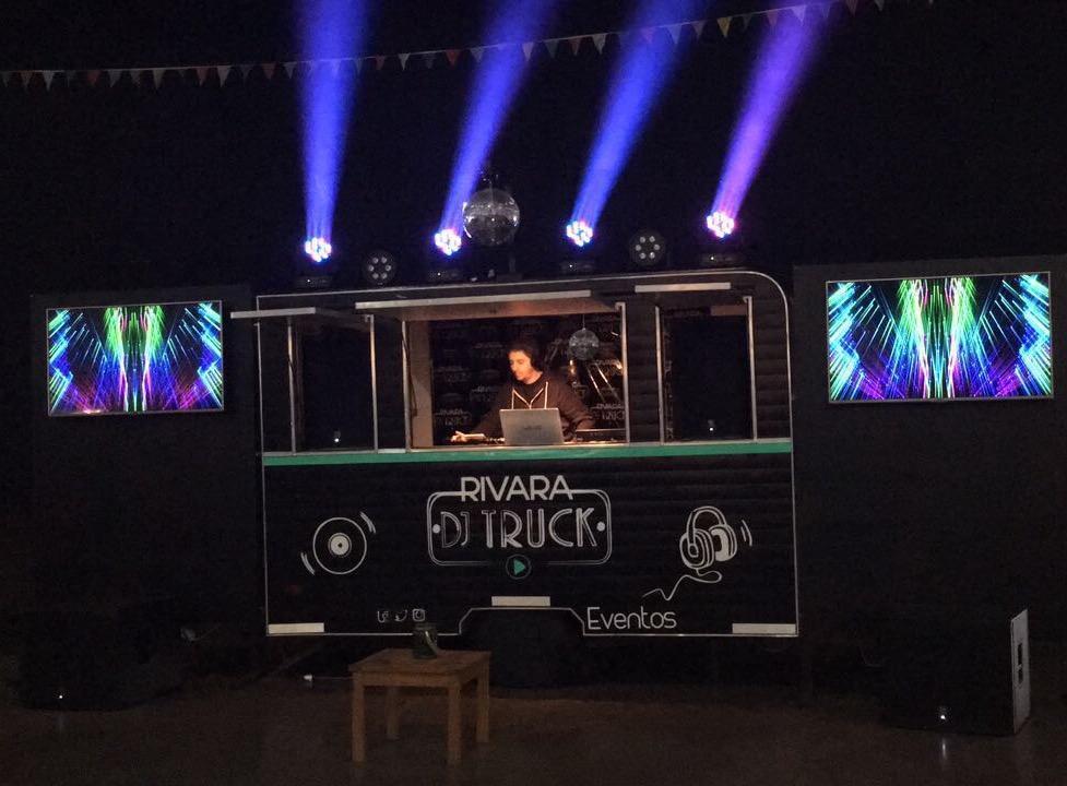 RIVARA DJs - DJ Truck