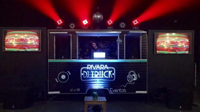RIVARA DJs - DJ Truck | Casamientos Online