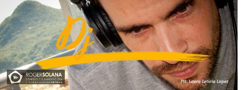Roger Solana - DJ