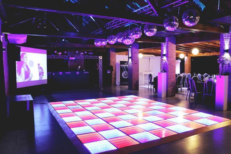 Sensation Eventos, salon para fiestas en Tigre
