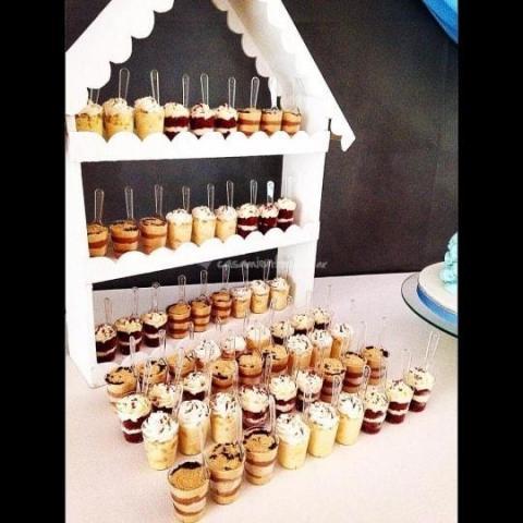 shots dulces | Casamientos Online