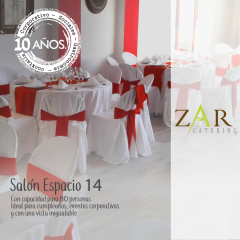 Zar Catering (Catering) | Casamientos Online