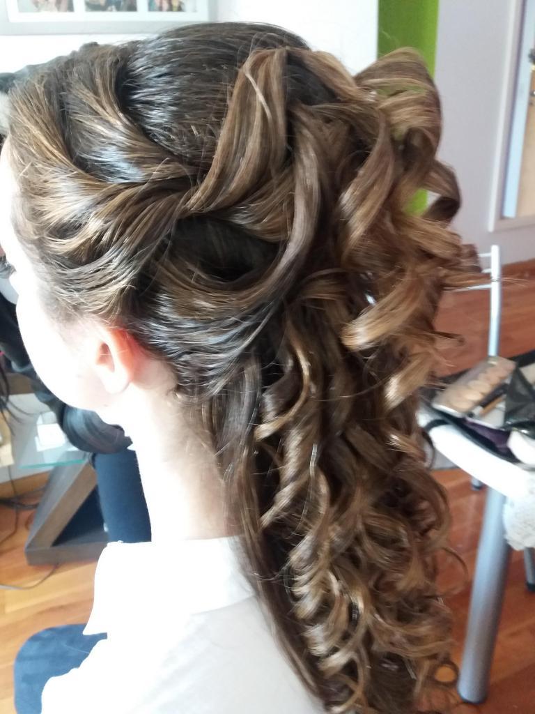Peinado Madrina