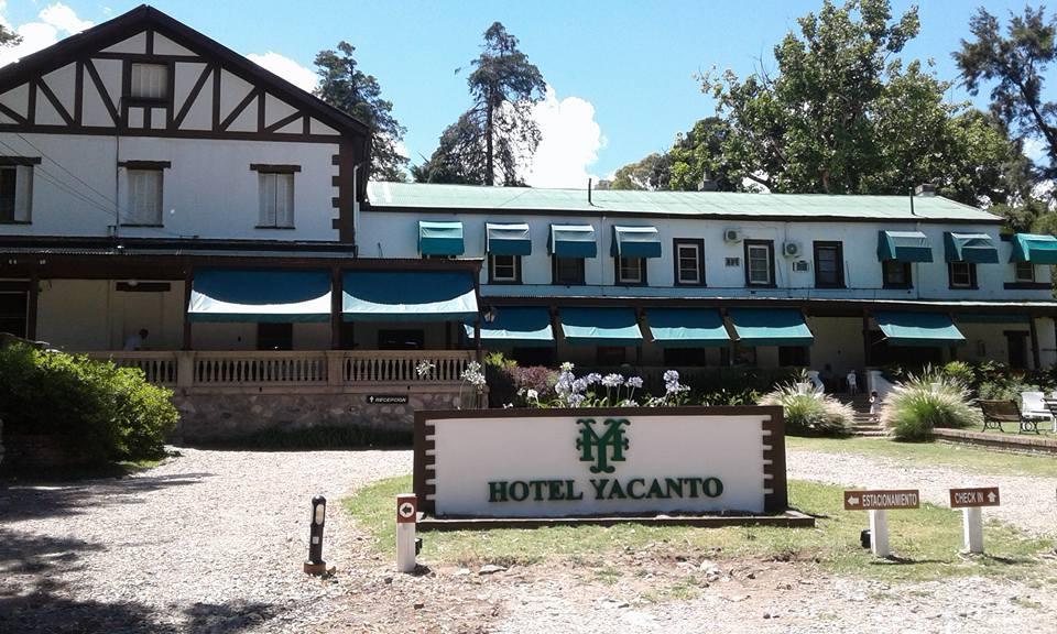 Hotel Yacanto - Comodidades