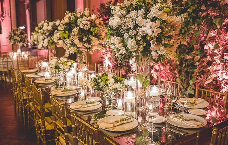 Ambientaciones por Maria Ines Novegil Wedding Planners