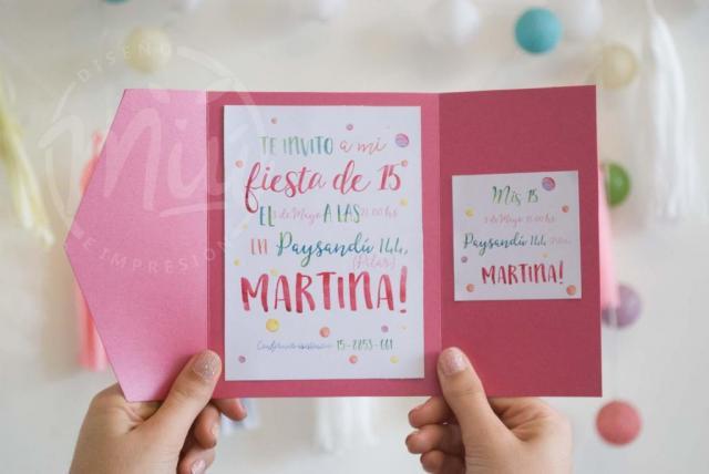 Miú (Participaciones) | Casamientos Online