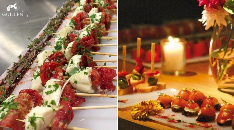 opciones de catering para fiestas