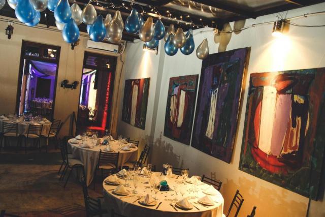 PARQUE BUFANO (Salones de Fiesta) | Casamientos Online