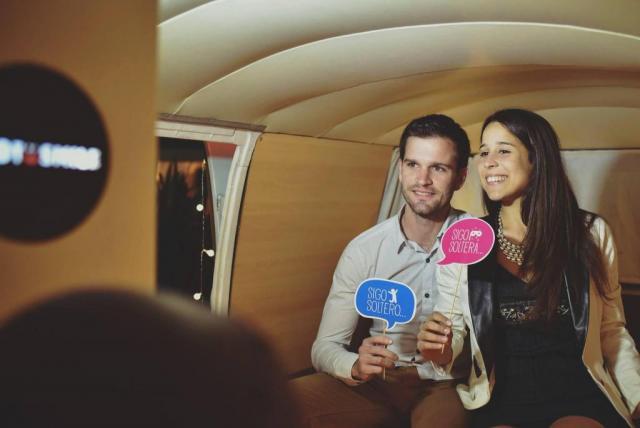 Photo Smile (Cabinas de mensajes, fotos y video) | Casamientos Online