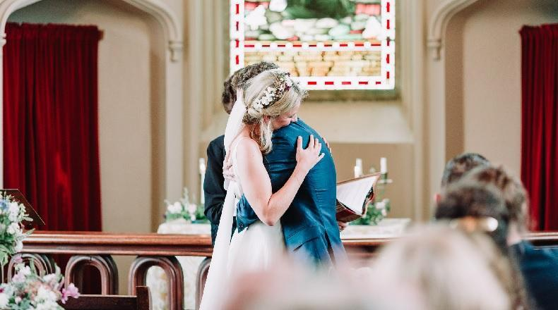 Protocolo de la familia en casamientos