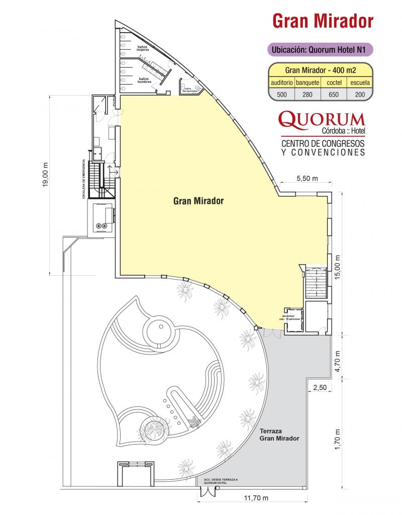 Quorum Hotel - Gran Mirador