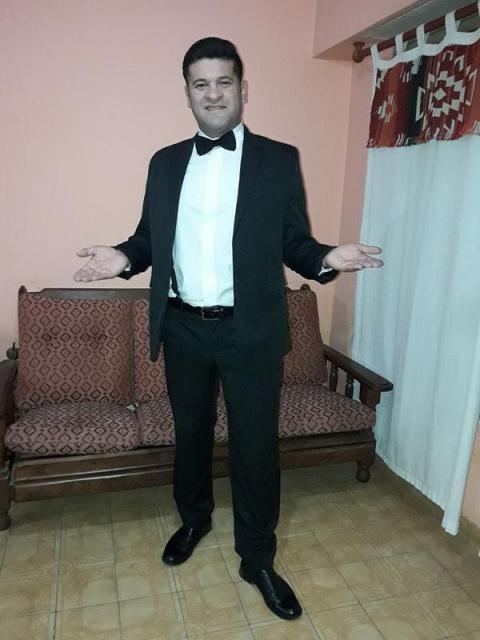 Sebastian Augusto Tenor Lírico | Casamientos Online