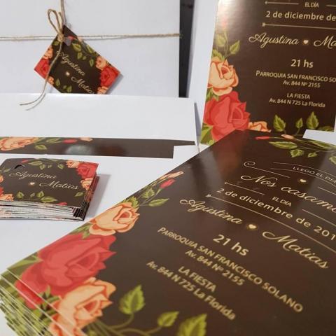 Simoneto (Participaciones) | Casamientos Online