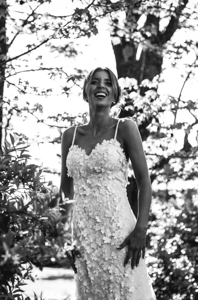 Vestido de novia de Anabella