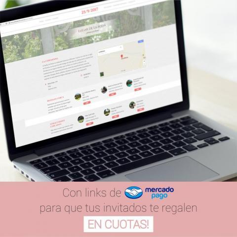 Web de tu Boda! Nuevo! | Casamientos Online