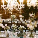 Nota de Tendencias en ambientación para casamientos 2017
