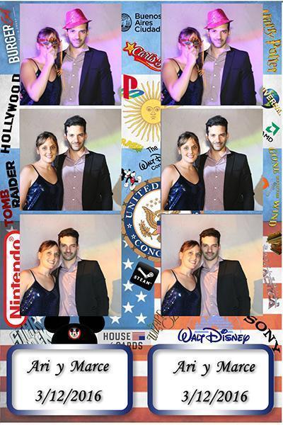 Cabina de Fotos para eventos  | Casamientos Online