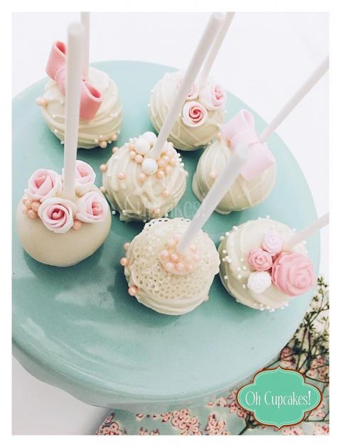 Cake Pops super delicados