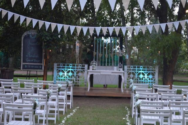 Tu boda en Casa de Campo Eventos - Mendoza