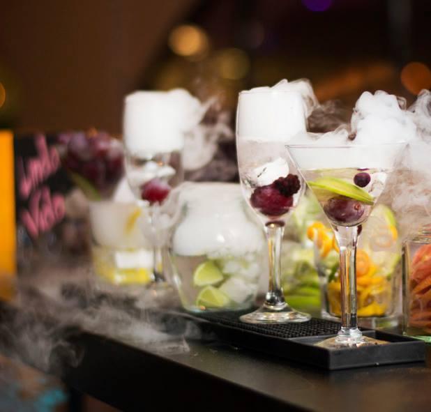 Dr. Jekyll Barras móviles (Bebidas y Barras de Tragos)