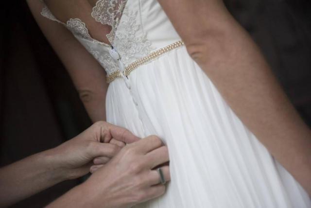 Vestido de novia Eliana