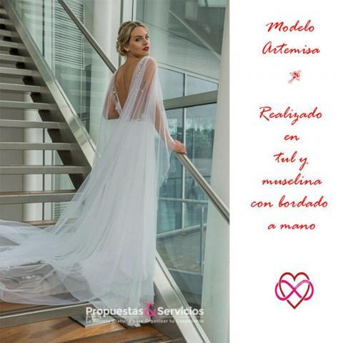 Modelo Artemisa | Casamientos Online