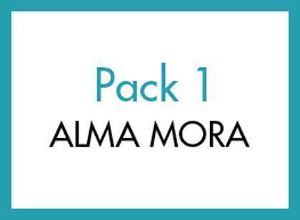 PACK 1: Alma Mora