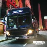Party Bus Buenos Aires