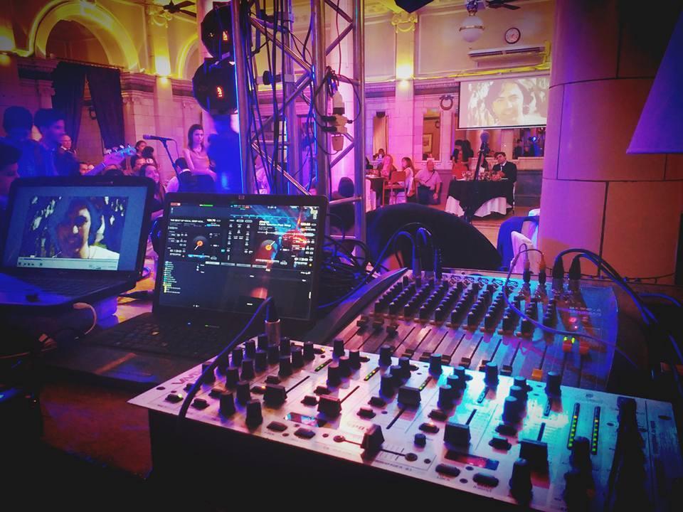 Equipamiento - Reber Tecnología en eventos
