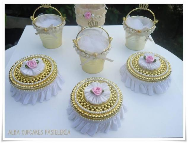 Alba Cupcakes - Pastelería (Mesas Dulces y Cosas Ricas)