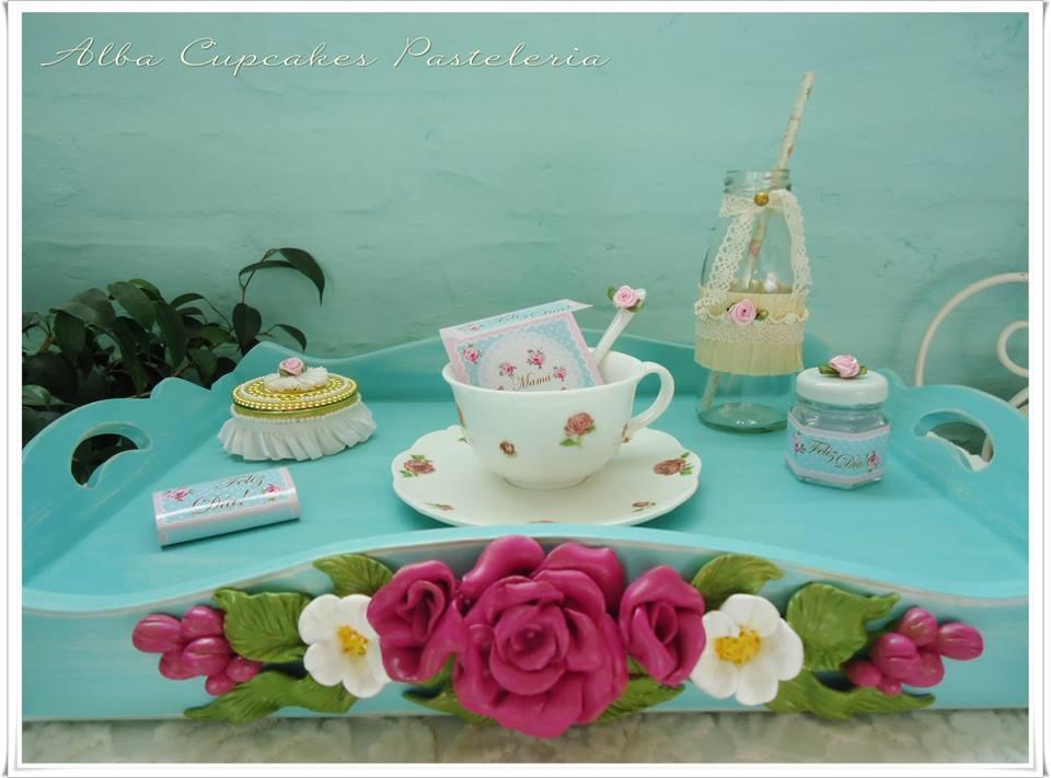 Mesa dulce para tu casamiento!!! Alba Cupcakes