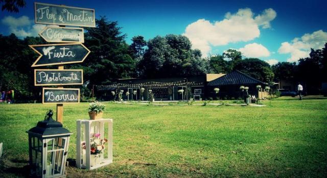 Amelie Eventos (Quintas y Estancias) | Casamientos Online