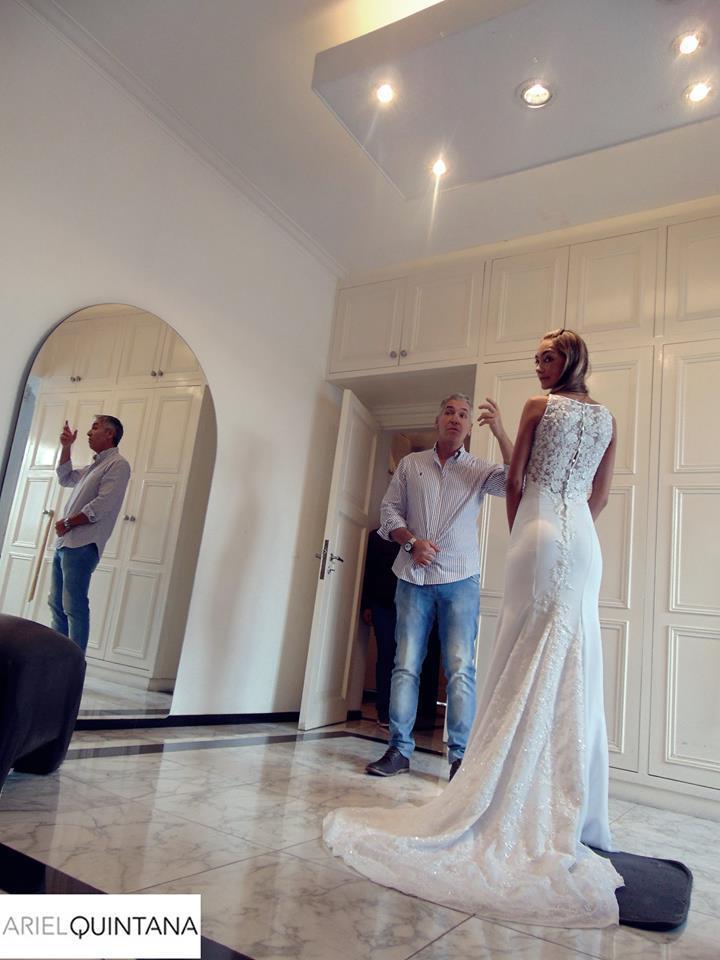 Trajes de novia - Ariel Quintana