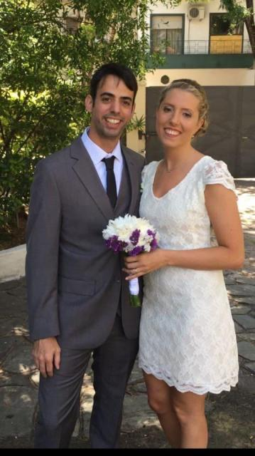 Augusto & Ros | Casamientos Online