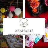 Azahares Eventos (Ambientación y Centros de Mesa)