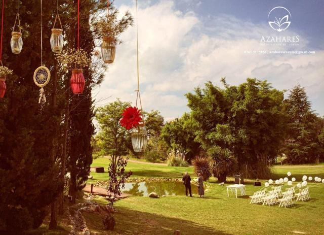 Azahares Ambientaciones - Mendoza