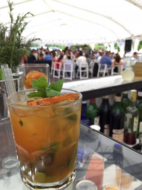 Bar de eventos Barras de tragos
