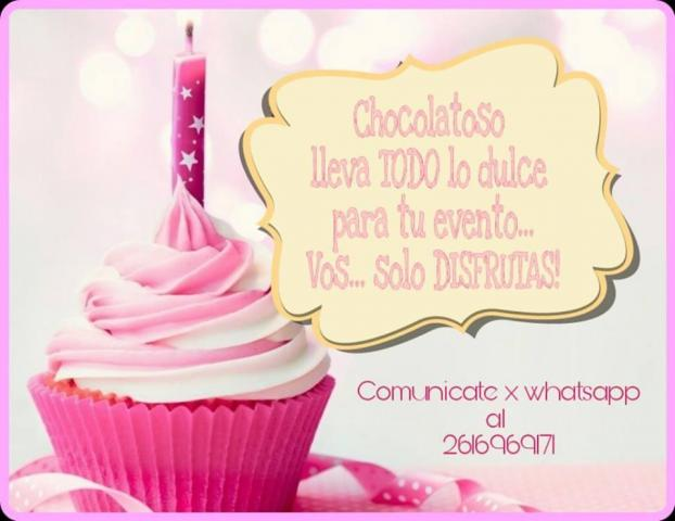 Catering dulce - Chocolatoso
