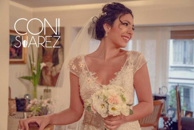 CONI Suarez (Maquillaje) | Casamientos Online