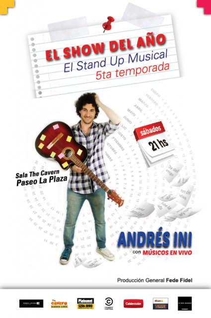 Humor Stand Up Musical