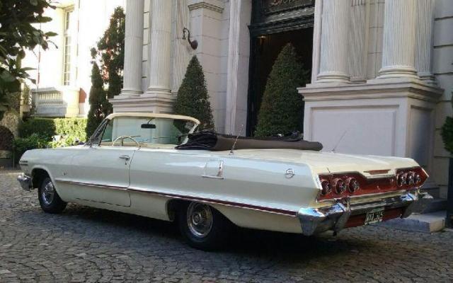 IImpala 63 convertible | Casamientos Online