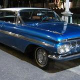 Impala 1959 azul