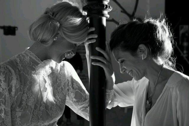 Marcela Bock - Arte en vestidos de novia